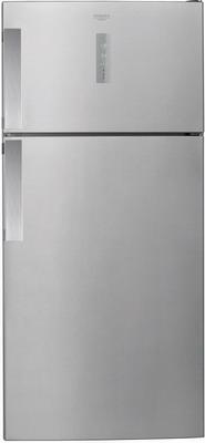 Двухкамерный холодильник Hotpoint-Ariston.