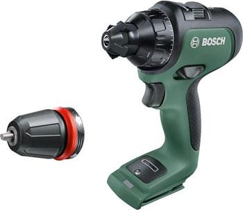 Аккумуляторная дрель-шуруповерт Bosch AdvancedDrill 18 (без акк и ЗУ) 06039B5004 makita ddf483sye дрель акк