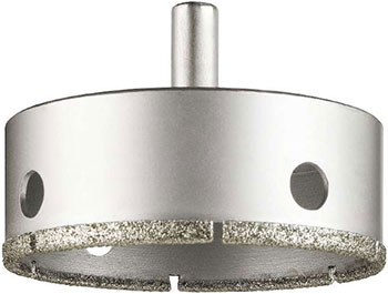 Коронка Kwb алмазная 68 мм 4998-68