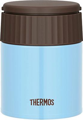 Термос Thermos JBQ-400-AQ голубой термос thermos jbq 400 mlk 0 4l