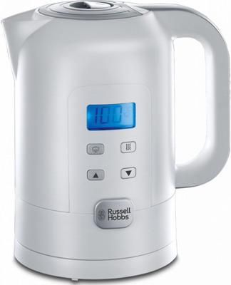 Чайник электрический Russell Hobbs Precision Control 21150-70 белый