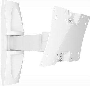 Фото - Кронштейн для телевизоров Holder LCDS-5063 белый кронштейн для телевизоров holder lcds 5065