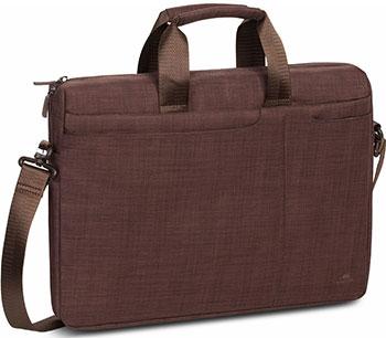 Фото - Сумка Rivacase 15.6'' коричневая 8335 brown сумка milano brown 9282 коричневая
