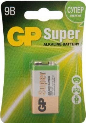 Батарейка щелочная GP 1604A ''Крона'' 9V 1 шт. 1604A-5CR1 10/200