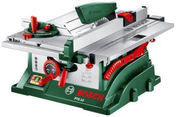 Дисковая (циркулярная) пила Bosch PTS 10 (0603 B 03400) все цены