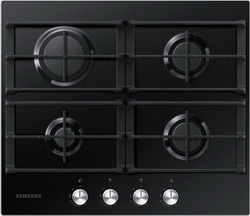 лучшая цена Встраиваемая газовая варочная панель Samsung NA 64 H 3000 AK/WT
