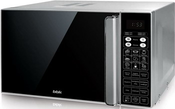 Микроволновая печь - СВЧ BBK 23 MWC-982 S/SB-M свч bbk 23mwc 982s sb m 900 вт серебристый