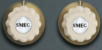Набор запасных ручек Smeg MMC 745 PO цена и фото