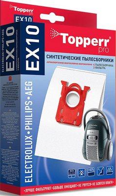 Набор пылесборников Topperr 1404 EX 10