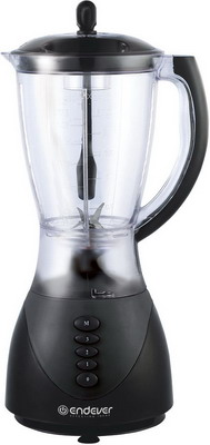 Блендер Endever Sigma 018 черный blender endever sigma 018