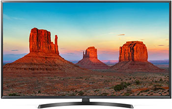 4K (UHD) телевизор LG 55 UK 6450