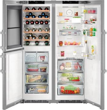 Холодильник Side by Side Liebherr SBSes 8486-20 цена