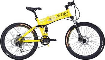 Велогибрид VOLTECO INTRO Желтый 008339 Желтый sandn желтый