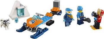Конструктор Lego City Arctic Expedition: Полярные исследователи 60191