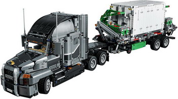 Конструктор Lego Technic: Грузовик MACK 42078