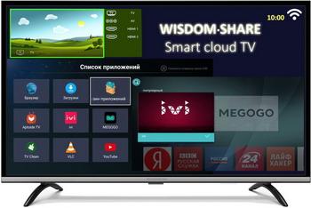 LED телевизор Thomson T 43 FSL 5140 цена и фото