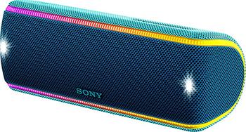 Портативная акустика Sony SRS-XB 31 L синий цена и фото