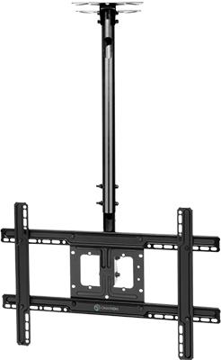 Фото - Кронштейн для телевизоров ONKRON N1L черный кронштейн потолочный onkron n1l vesa 100 600 до 68 2кг черн для телевизора