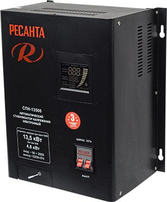 Стабилизатор напряжения Ресанта СПН-13500 стабилизатор ресанта спн 5400