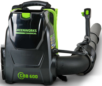 цена на Воздуходув Greenworks GC 82 BPBK5 с 1хАКБ 5 А.ч. и ЗУ 2402507 UB