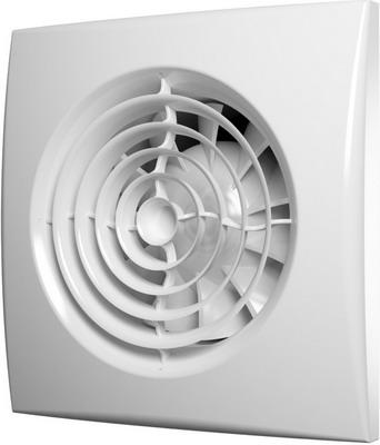 Вентилятор вытяжной с обратным клапаном DiCiTi, AURA 5C
