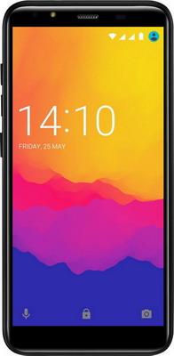 Смартфон Prestigio Muze E5 LTE черный мобильный телефон prestigio muze e5 lte черный