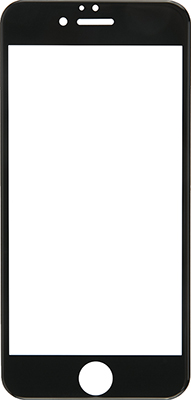 Защитное стекло Red Line iPhone 6/6S (4.7'') Full Screen(3D) tempered glass черный защитное стекло универсальное cellular line second glass tempglasbuni47 transparent page 6