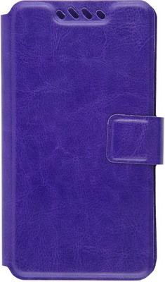 Чехол (флип-кейс) Red Line iBox Universal для телефонов 5-6 дюйма (фиолетовый)