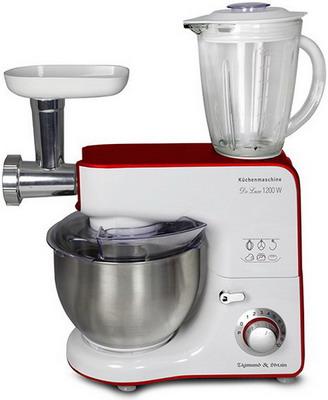 Кухонная машина Zigmund & Shtain
