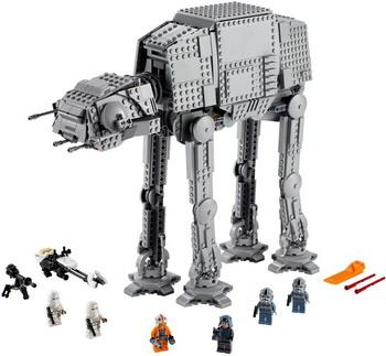 Фото - Конструктор Lego STAR WARS ''AT-AT'' 75288 lego star wars книга идей