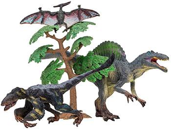 Динозавры и драконы Masai Mara MM206-019 для детей серии Мир динозавров