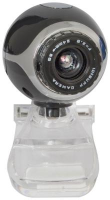 Фото - Web-камера для компьютеров Defender C-090 0.3 МП black 63090 вэб камера defender g lens 2597 hd720p 2 мп автофокус слеж за лицом