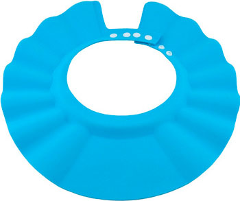 Козырек для душа Baby Swimmer детский BS-SH 02-B baby swimmer круг на шею с погремушкой цвет зеленый 3 12 кг