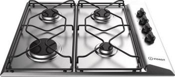 Встраиваемая газовая варочная панель Indesit PAAI 642 IX/I EE