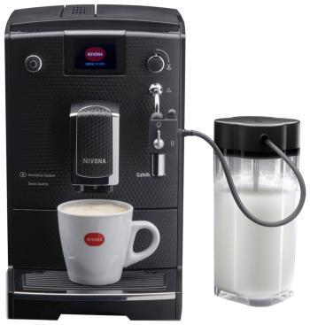 Кофемашина автоматическая Nivona NICR 680 черный цены