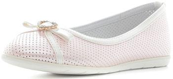 Балетки Milton 21820 33 размер цвет розовый кроссовки мужские milton цвет синий 93012 размер 42