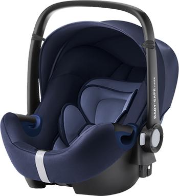 Автокресло Britax Roemer Baby-Safe2 i-size Moonlight Blue Trendline 2000029699 автокресло britax romer baby safe i size lagoon green trendline