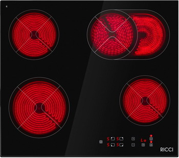 Встраиваемая электрическая варочная панель Ricci KS-T 46602 IR цена и фото