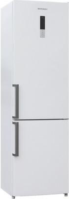Двухкамерный холодильник Shivaki BMR-2018 DNFW