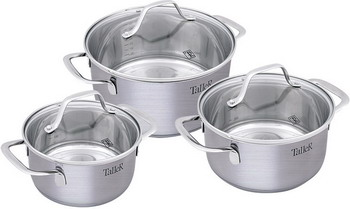 Набор посуды TalleR TR-1060 Брилон