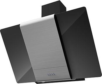 Вытяжка Krona Steel TALLI 900 inox/black glass 3P вытяжка krona talli 600 inox black glass 3p