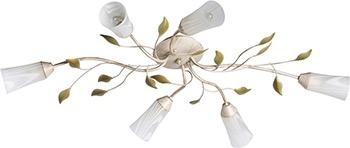 Люстра потолочная MW-light Восторг 242015306 6*60 W Е14 220 V потолочная люстра mw light восторг 242015306
