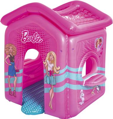 Домик надувной BestWay, ''Барби'' 150 х 135 х 142 3-6 лет 93208 BW, Китай  - купить со скидкой