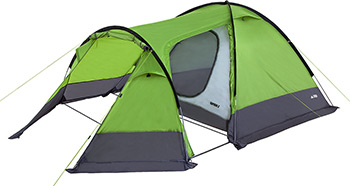 Палатка трекинговая Trek Planet Kaprun 4 70197