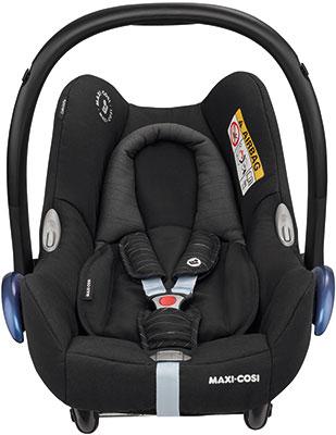 Автокресло Maxi-Cosi Кабрио фикс 0-13 кг скрайбл блек 8617800121