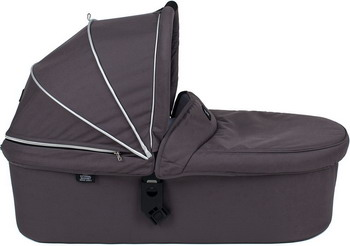 Люлька Valco baby External Bassinet для Snap & Snap4 Dove Grey 9965 фото