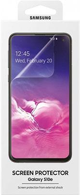 Пленка защитная Samsung S 10 (G 973) 2шт. ET-FG 973 CTEGRU