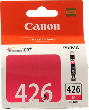 Картридж Canon CLI-426 M 4558 B 001 Пурпурный canon cli 426 m 4558b001