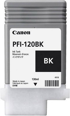 цена Картридж Canon PFI-120 2885 C 001 Чёрный онлайн в 2017 году