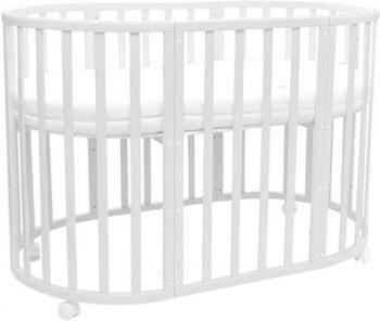 Детская кроватка Everflo Allure milk ES-008 ПП100004004